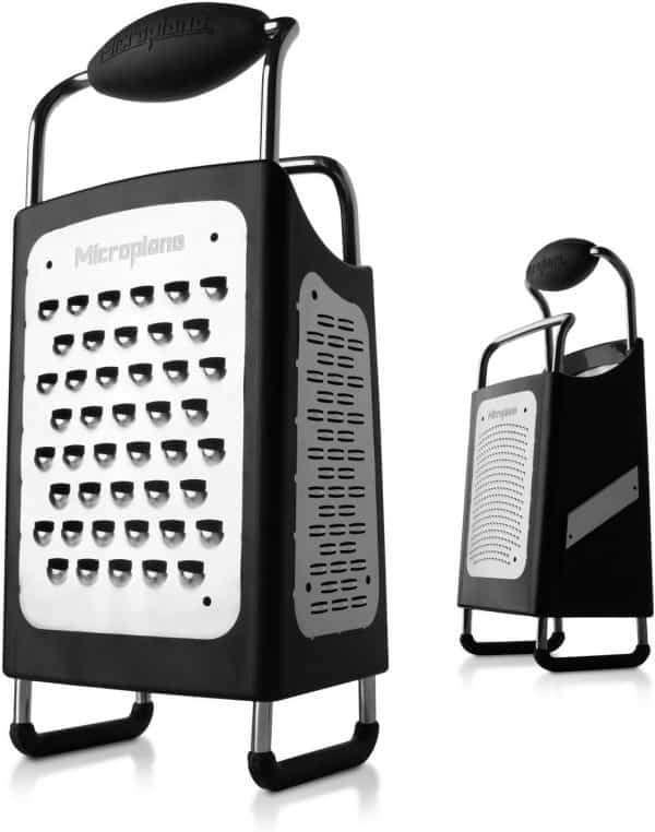 best cheese graters microplane
