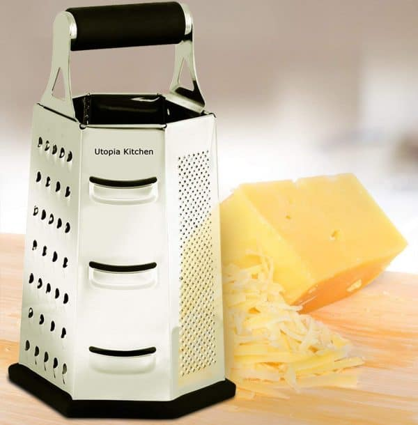 best cheese graters utopia kitchen