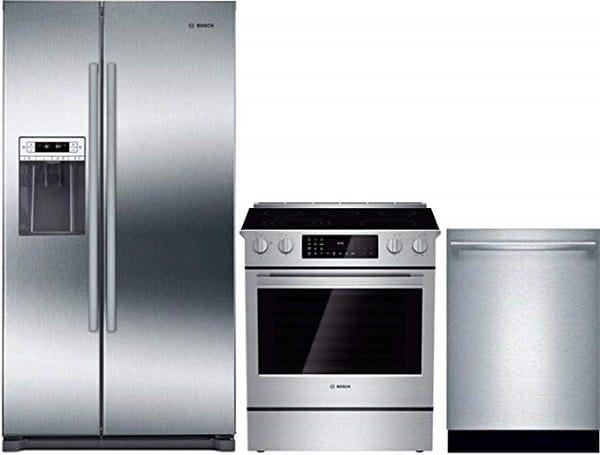 Bosch Kitchen Appliances And Bosch Universal Plus Mixer ...