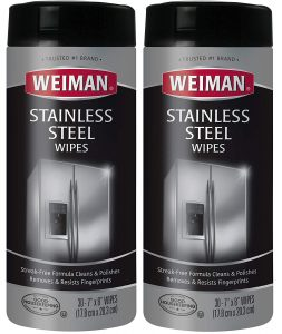best stainless steel cleaner weiman brand