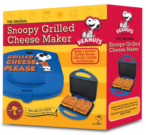 snoopy sandwich maker