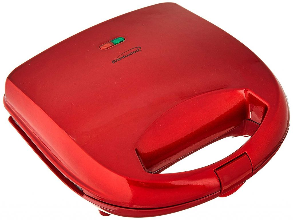 Brentwood Appliances Electric Sandwich Maker Review 1