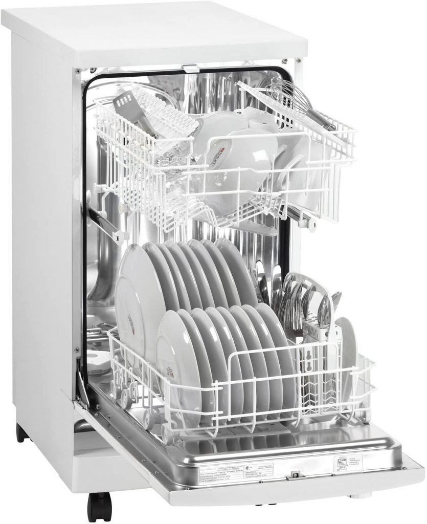 Danby Portable Dishwasher Review 2