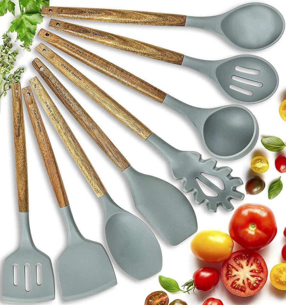Home Hero Kitchen Utensil Set Review 1