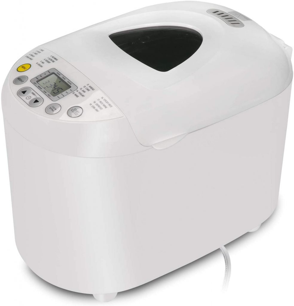 best bread maker by zeny