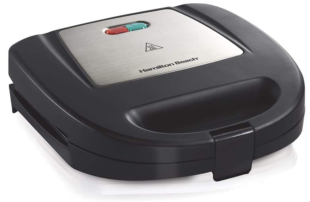Hamilton Beach Sandwich Maker Review