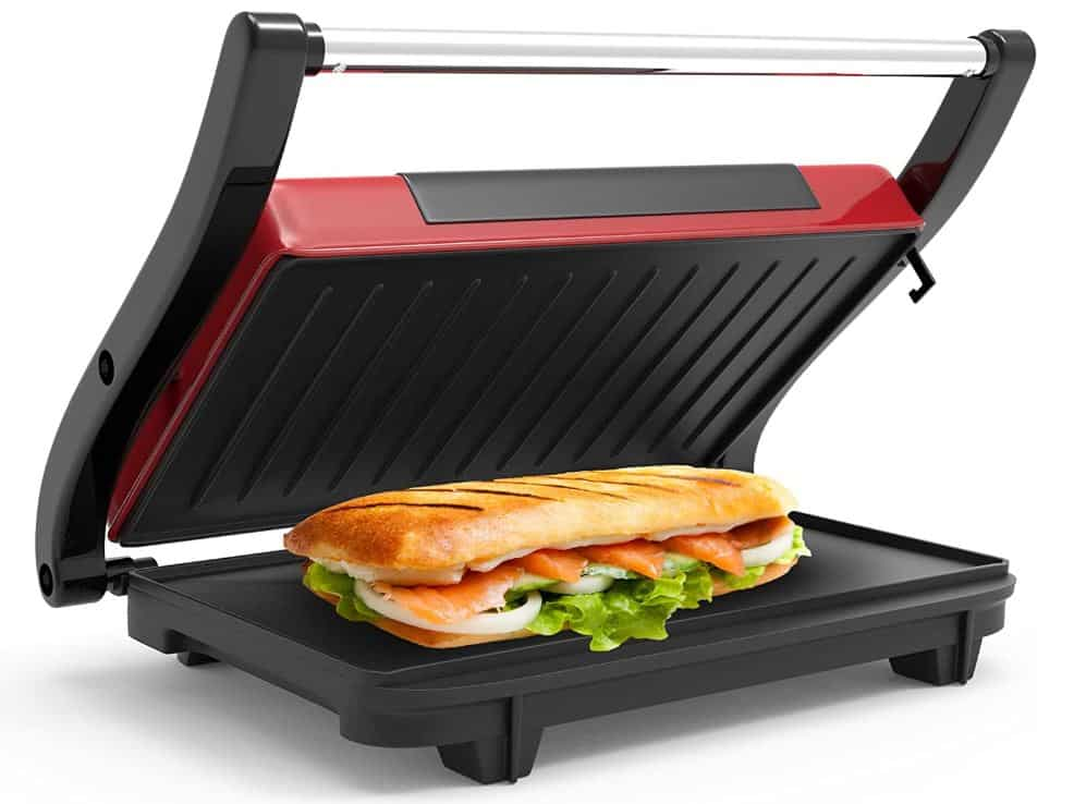 Chef Buddy Panini Press Review
