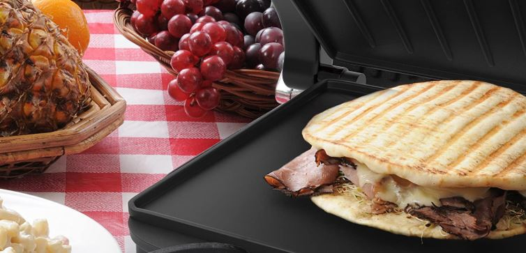 Chef Buddy Panini Press Reviews
