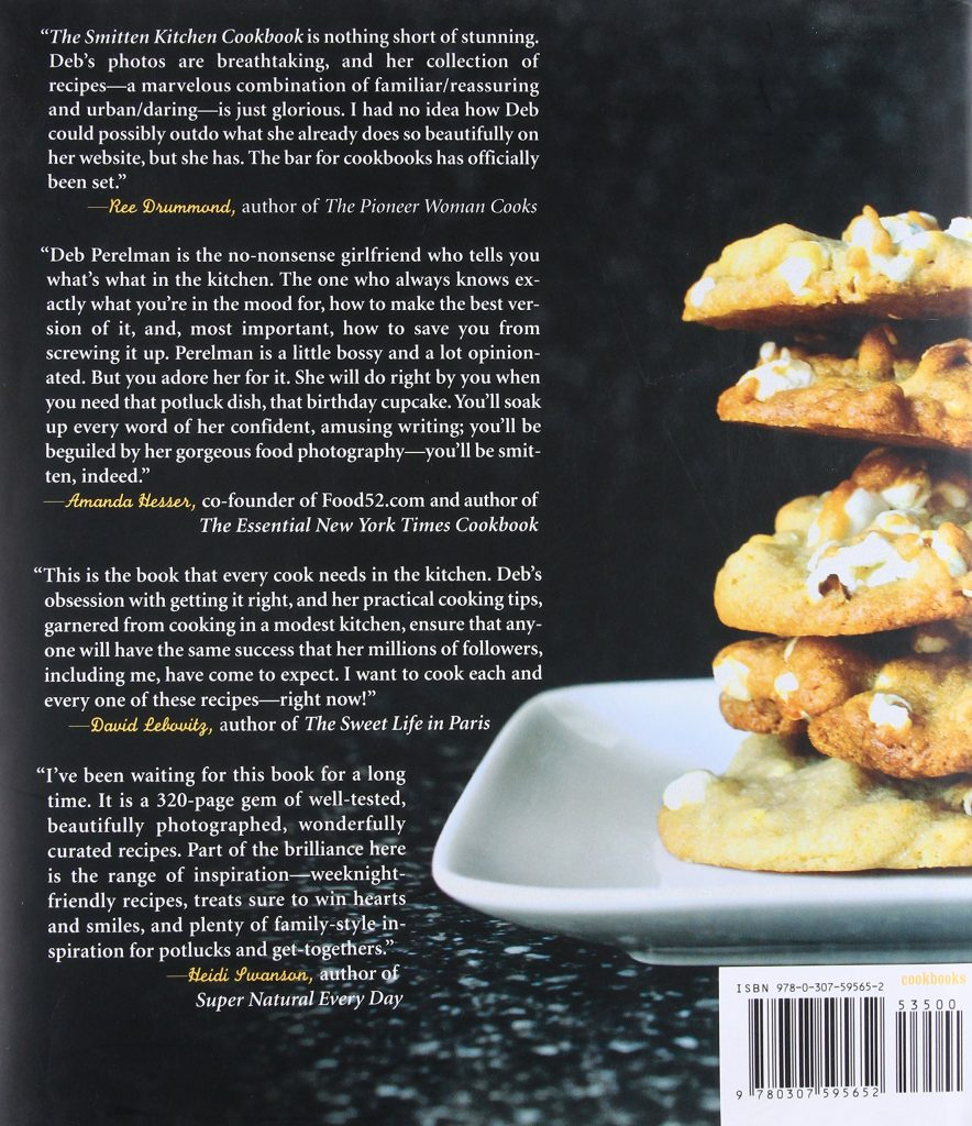 Smitten Kitchen Every Day Cookbook 1