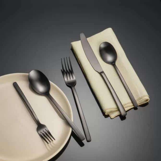 mint pantry hamlake flatware set