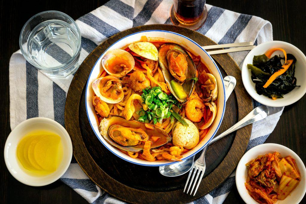 korean clam recipe