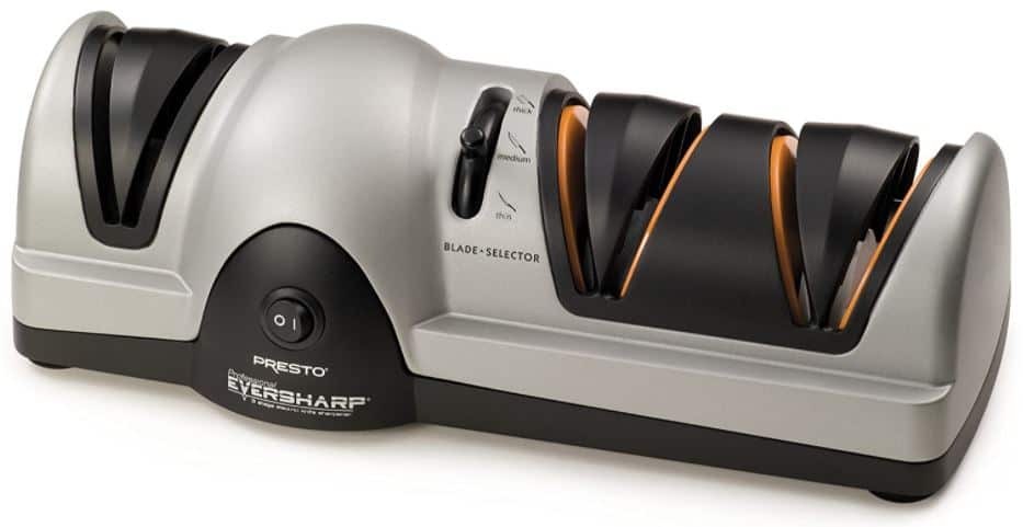 presto professional electric knife sharpener