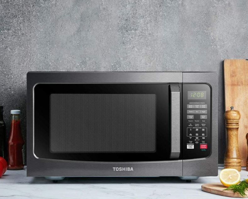 toshiba Oven with Smart Sensor