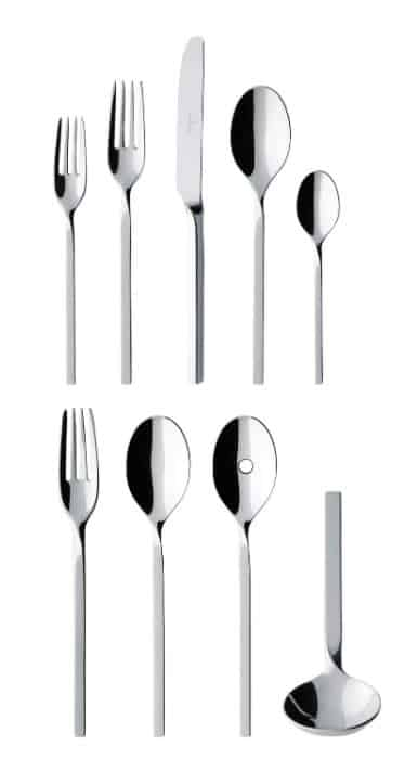 villeroy and boch flatware set