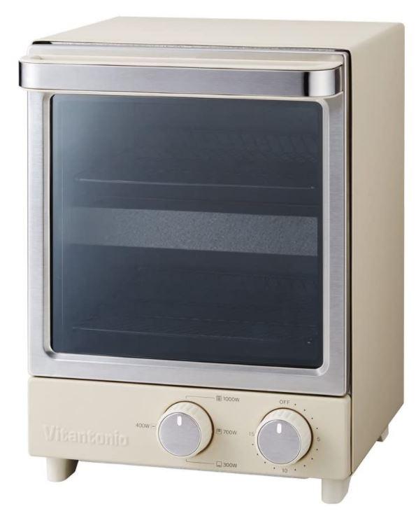 vitantonio verticle toaster oven