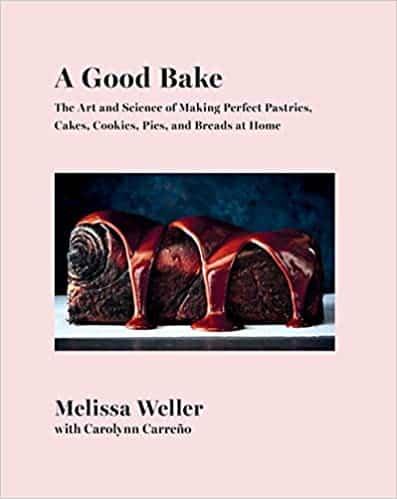 A Good Bake Cover