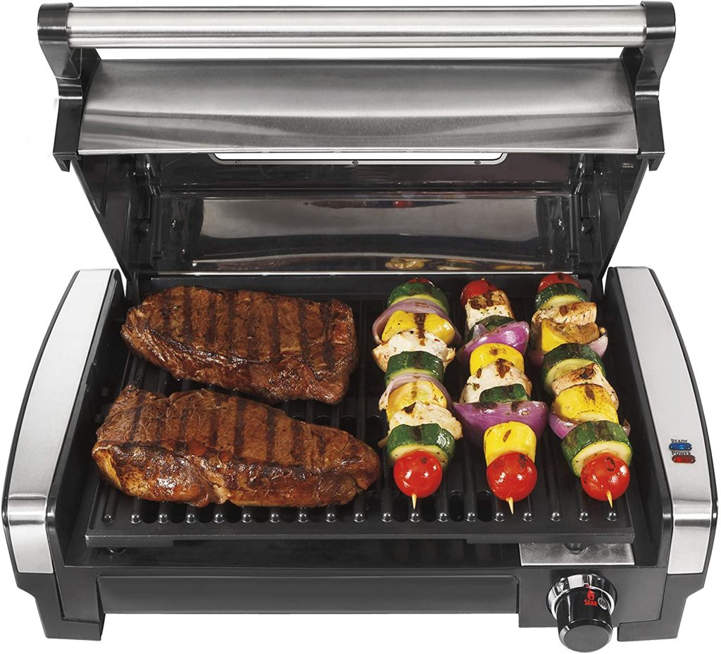 hamilton beach indoor grill