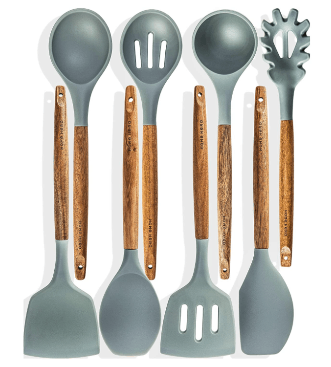 Home Hero Kitchen Utensil Set Review