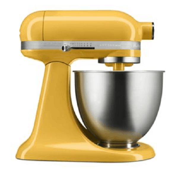 KitchenAid Artisan Mini Stand Mixer - Buttercup