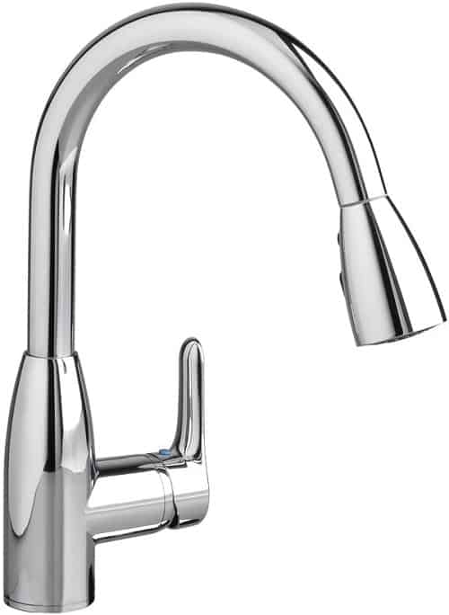 American Standard High Arc Pull Down Kitchen Faucet