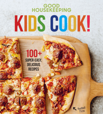 Good Housekeeping Kids Cook Is A Neat Way To Get Your Kids Involved In The Kitchen 1