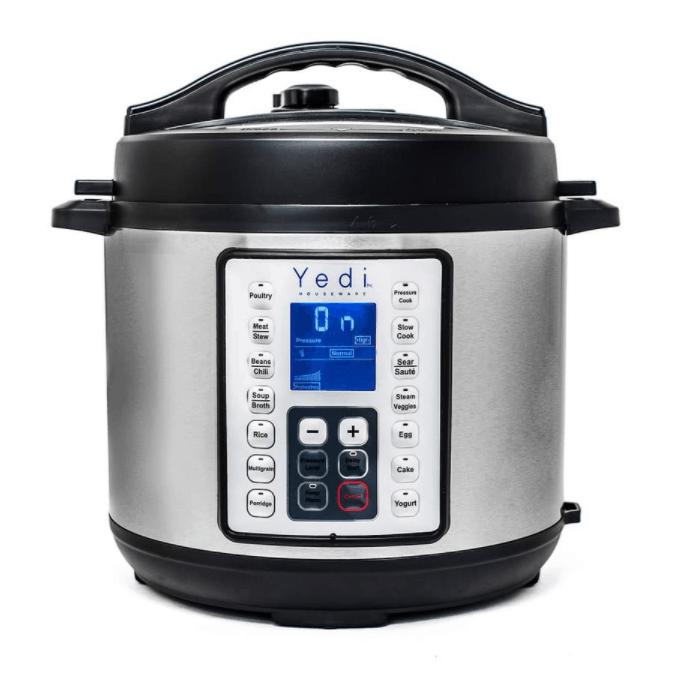 Yedi-9-in-1 Total Package Pressure Cooker