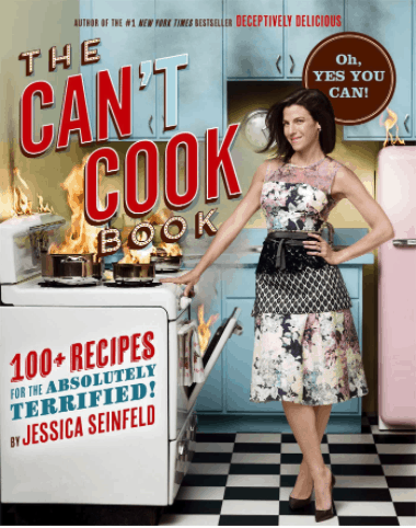 Can't Cook Book
