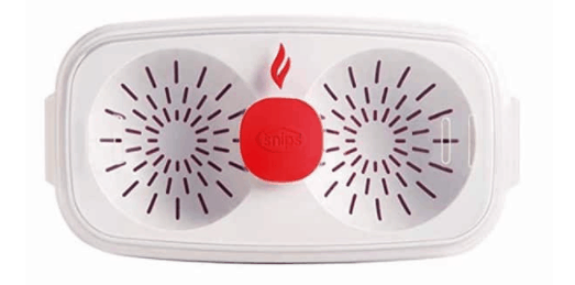 Snips Microwave Egg Poacher And Omelette Maker A Bargain For The Tiny Kitchen 1