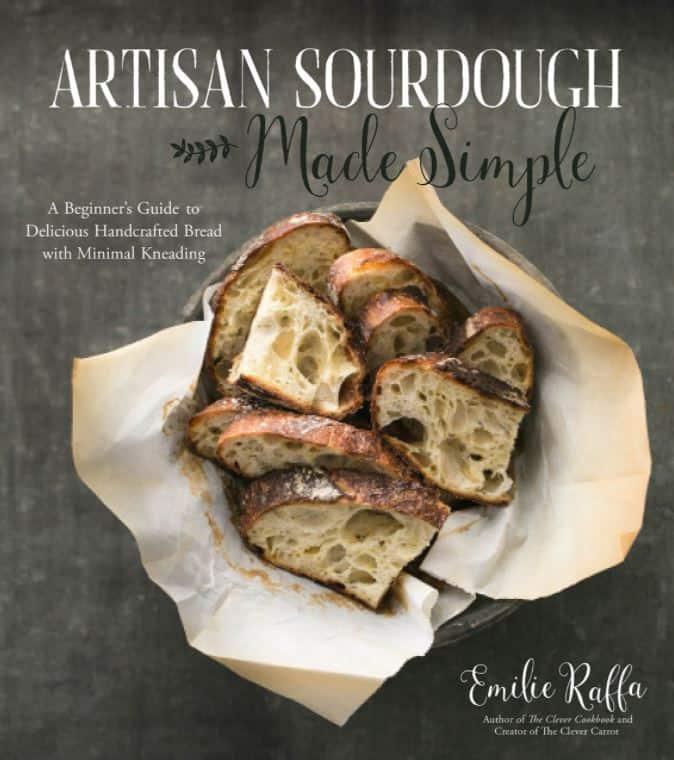 artisan sourdough made simple cover