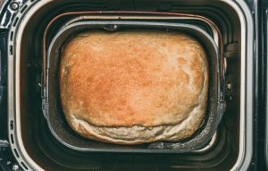 bread in bread maker