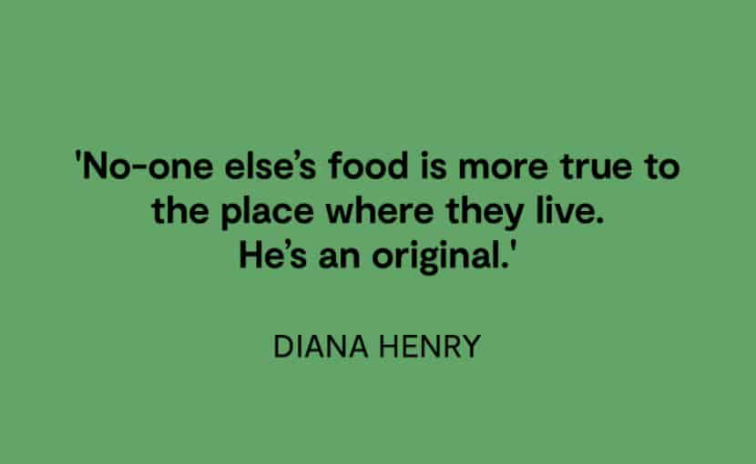 quote from diana henry