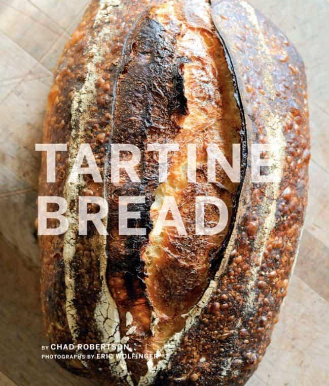 tartine bread cookbook cover