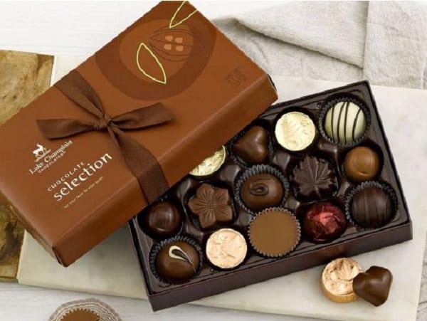 4 lake champlain chocolates
