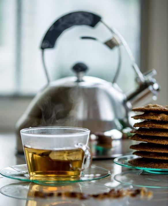 bellemain whistling stovetop tea maker