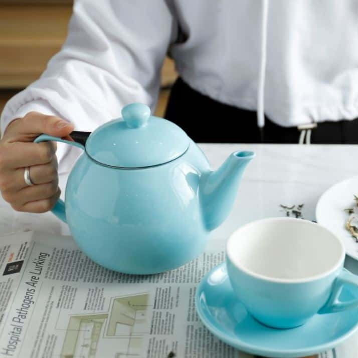sweese porcelain tea pot