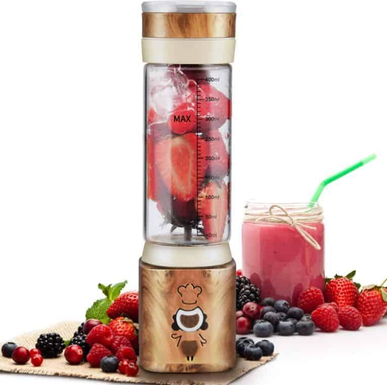 travel juice cup portable blender