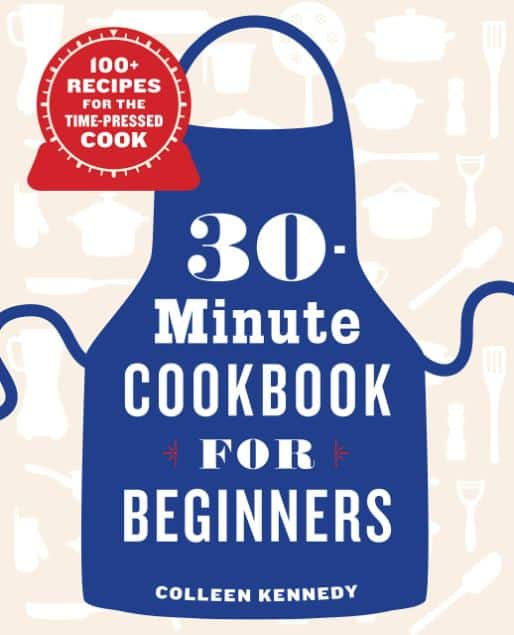 30 minute cookbook for beginners