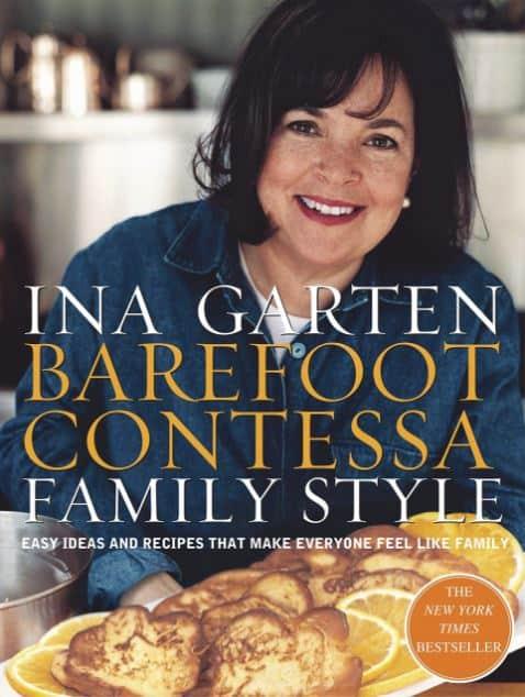barefoot contessa family style cookbook