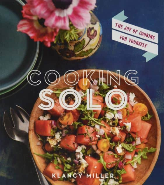 cooking solo cookbook