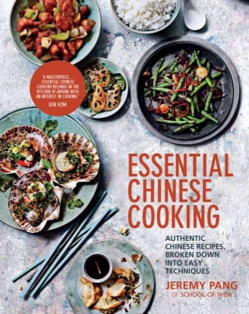 essential chinese cooking