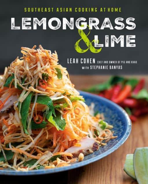 lemongrass and lime