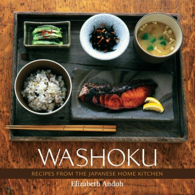washoku Best Japanese Cookbooks
