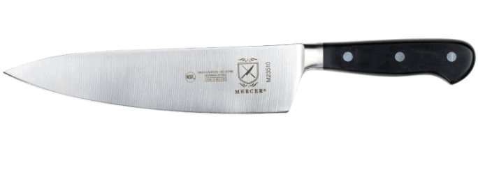 Mercer Culinary M23510 Renaissance 8-Inch Forged Chef's Knife