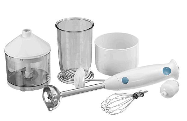 Clean Immersion Blenders